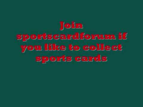 Join Sports Card Forum