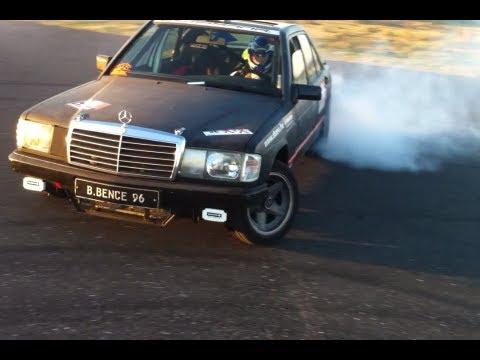 mercedes benz 190e w201 0 150 km h drag acceleration 3 2 inline 6 rh youtube com Benz 190E 190E AMG