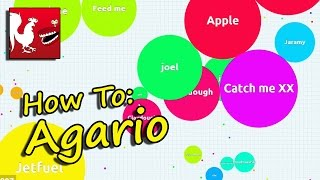 How To: Agario
