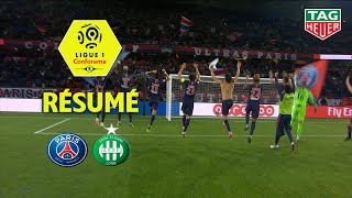 Paris Saint-Germain - AS Saint-Etienne ( 4-0 ) - Résumé - (PARIS - ASSE) / 2018-19