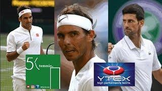 Roger Federer had a Weak Era? 🤔 The Big 3 Debate Continues. (for Tuti Tursilawati❤) Tennis News