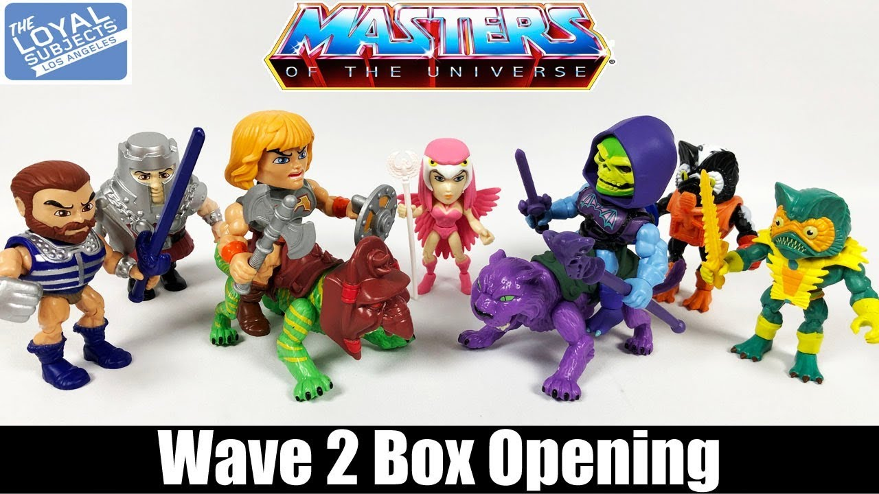 Loyal Subjects Masters Of The Universe Wave 2 Ram-Man