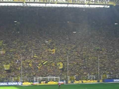 BVB Dortmund vs. VfL Wolfsburg 01.05.2010 (1)