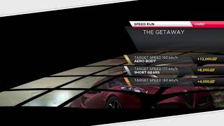 Need for Speed™ Most Wanted (2012) Speed Run Race- THE GETAWAY (60 FPS) MX 130 Gameplay