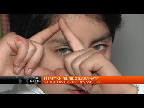 """Historia del famoso """"Niño Illuminati"""""""