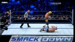 Video WWE Smackdown 12/21/10 Part 6/7 (HQ) download MP3, 3GP, MP4, WEBM, AVI, FLV Oktober 2018