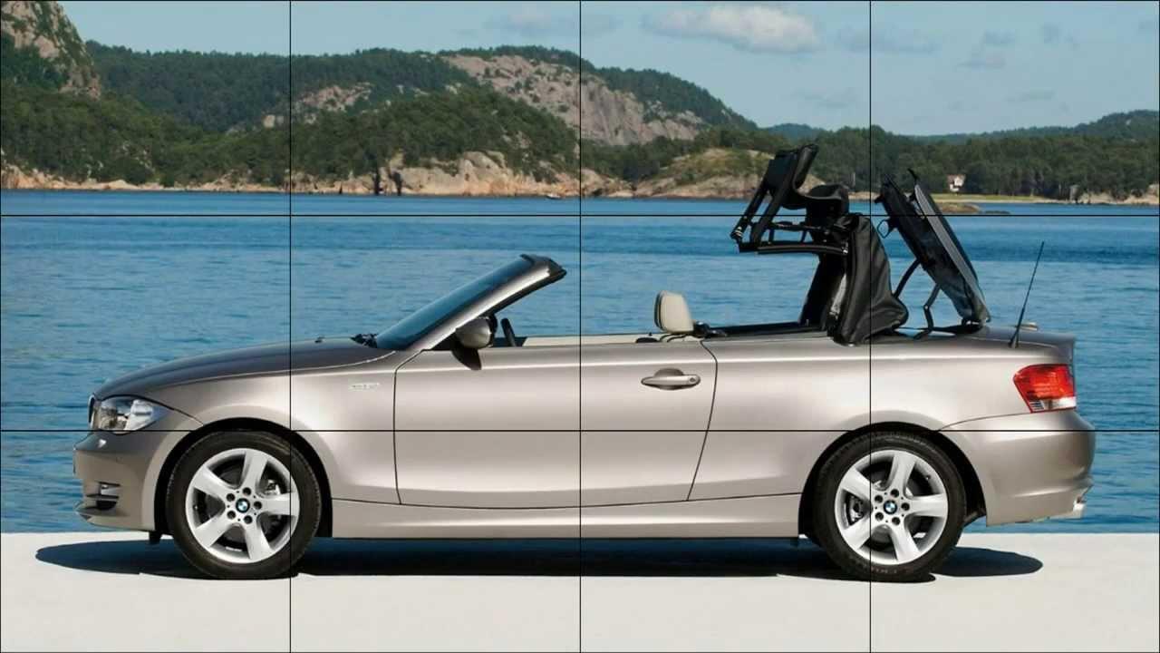 Bmw Serie 1 Cabrio Youtube