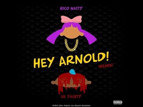 Rico Nasty Ft. Lil Yachty - Hey Arnold (Remix)
