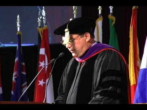 Phi Beta Kappa President Fred Cate talks about the society