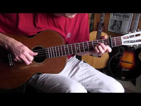 Minnie's Blues - Memphis Minnie style instrumental