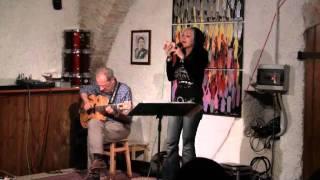 Graziella Vendramin - Sandro Gibellini Duo plays Jobim
