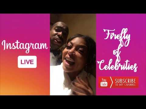 Taraji P. Henson  Sept.17, 2018  Instagram LIVE