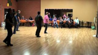 MY FOOLISH HEART Line Dance @ 2011 Ira Weisburd Workshop in Louisville, KY.m2ts