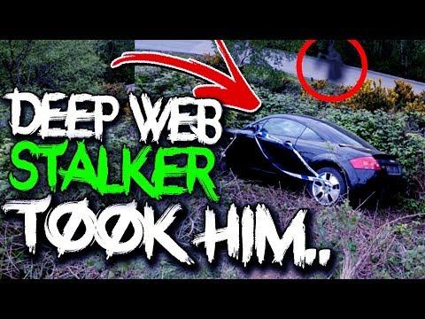 The Deep Web Stalker Got Him.. (footage)