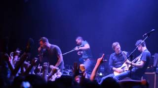 Saosin w/ Anthony Green - I Can Tell There Was an Accident Here (Union Transfer, Philadelphia)