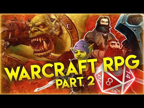 Decoded Episode 33: Warcraft RPG Part 2: Hunt For Hellscream Continues | A Lost Codex Podcast