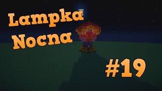 Lampka nocna w Minecraft | Pomysł na budowlę [#19]