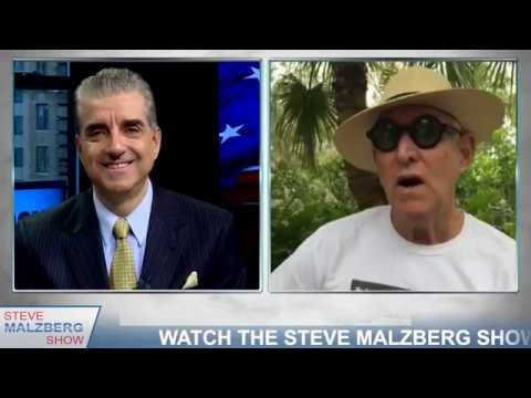 Malzberg | Roger Stone: CIA infected by former communist, Islam convert Brennan