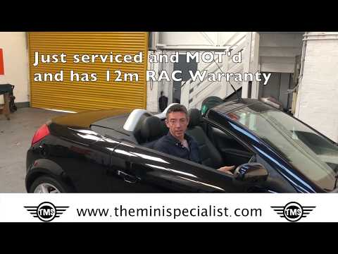 Vauxhall Tigra Review by The Mini Specialist