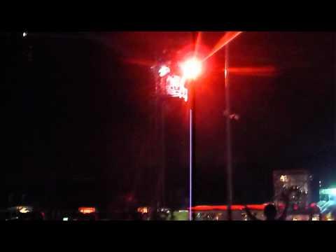 Die Toten Hosen live at Rock im Park 2012 - Wort zum Sonntag