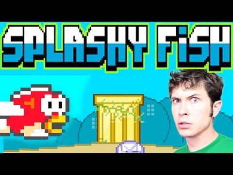 The NEW Flappy Bird: SPLASHY FISH