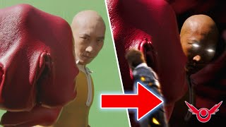 One Punch Man Live Action - VFX Breakdown | RE:Anime