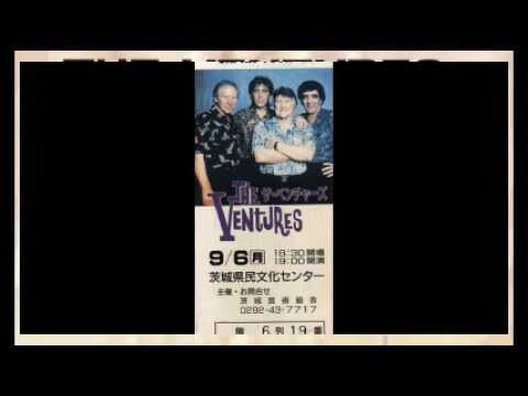BOB BOGLE INTERVIEW !!   & The VeNtuReS  ~ Diamond Head ~