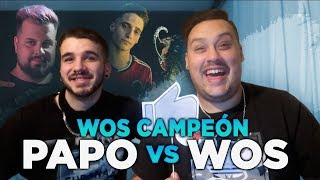 WOS CAMPEÓN DE #FMSArgentina | WOS VS PAPO LA GRAN FINAL FMS ARGENTINA