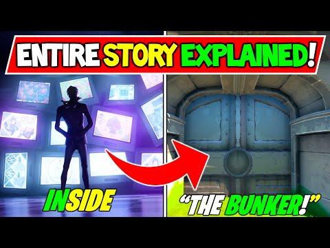 *NEW* FORTNITE CHAPTER 2 STORYLINE EXPLAINED!
