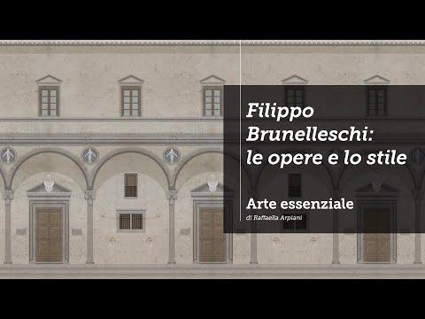 Filippo Brunelleschi: le