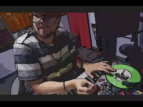 Making a hiphop scratch beat CopyRights by Miguel Mendez