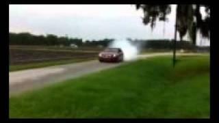 2006 cts-v burnout