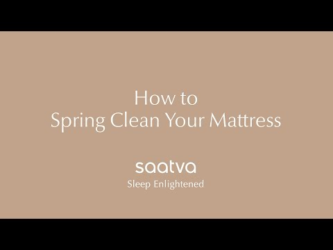 How To Spring Clean Your Mattress | Saatva