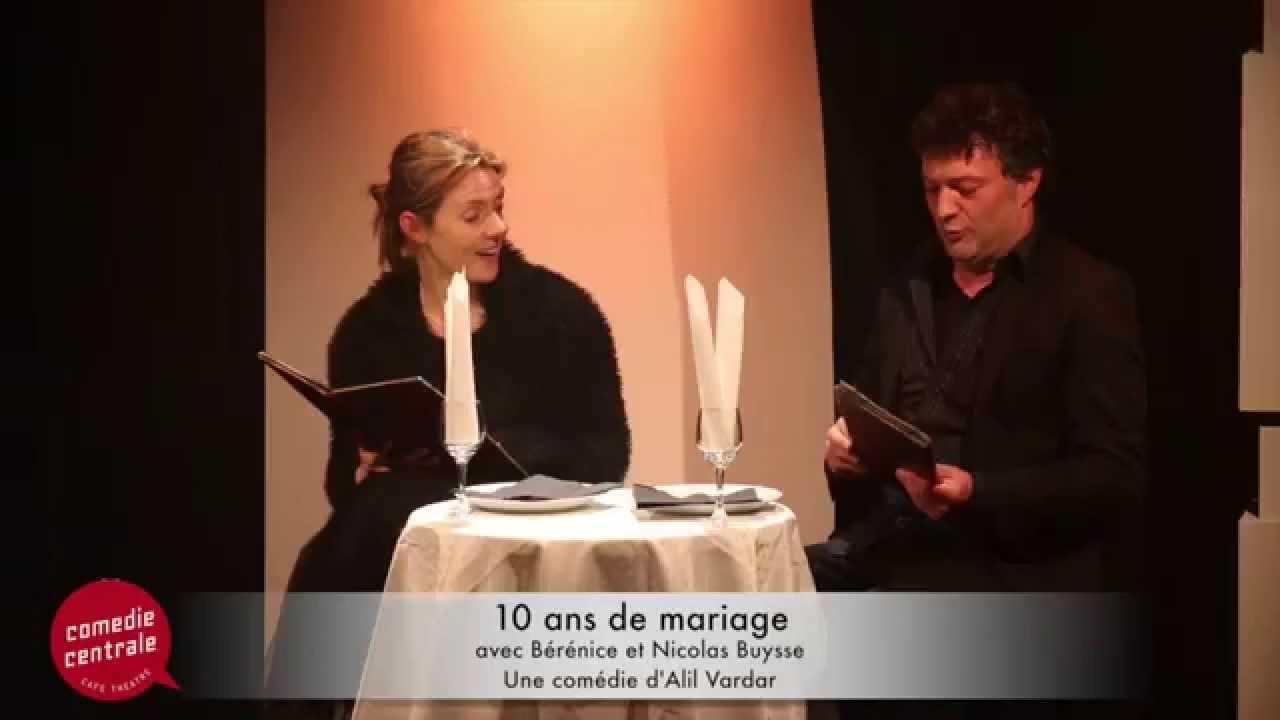 10 ans de mariage une comdie dalil vardar - Dix Ans De Mariage Thatre