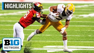 Highlights: Tagovailoa & Terps Rally For The OT Win | Minnesota At Maryland | Oct. 30, 2020
