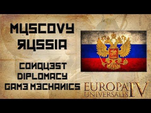 EU4 Muscovy - Russia Guide [Tutorial]