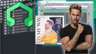 I made the Sound like KAAZE's On My Way by using ZynAddSubFx ONLY!!!