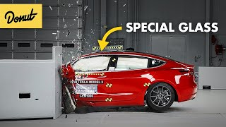 How Tesla Used GLASS to Build the World's Safest car