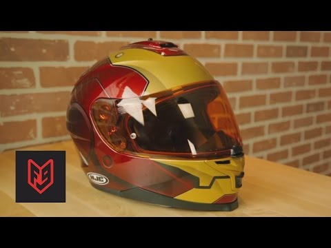 Coolest Graphic Motorcycle Helmets of 2017