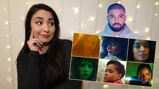 DRAKE - NICE FOR WHAT || VIDEO REACTION