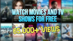 How to watch movies and TV shows for free in MAC / Windows OS - Tutorial #4
