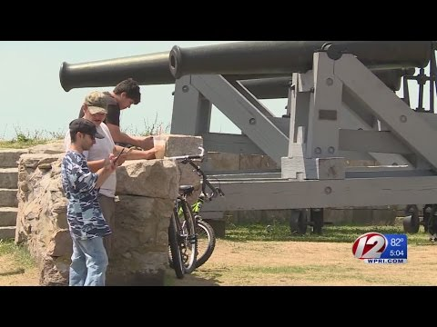 'Pokemon Go' players blamed for damage at historic fort