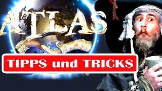 Atlas Tipps und Tricks - Atlas Game Guide - Deutsch / German | GGC2014