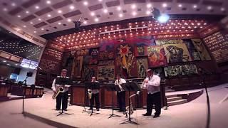 Avance cuarteto de saxofón - Grupo Saxo Feel