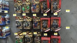 Batman v Superman: Dawn of Justice Merchandise, Lego and Action Figures!