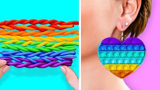 POP IT! Awesome DIY Crafts You Can Easily Make At Home
