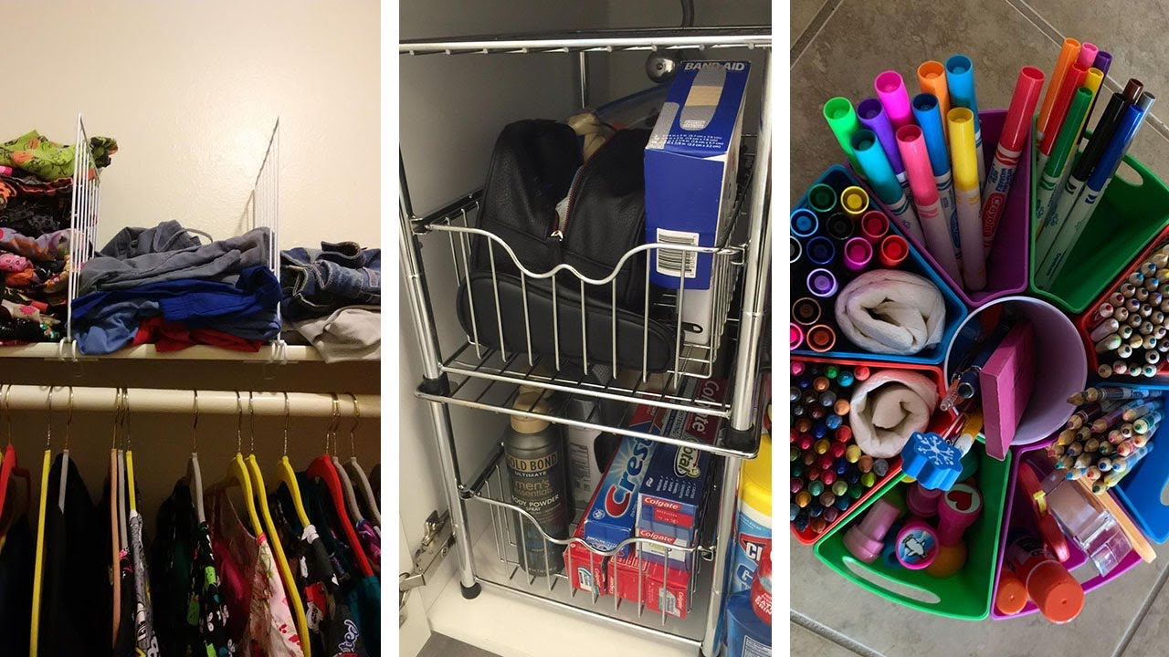 27 Super Smart ways to organize your whole House