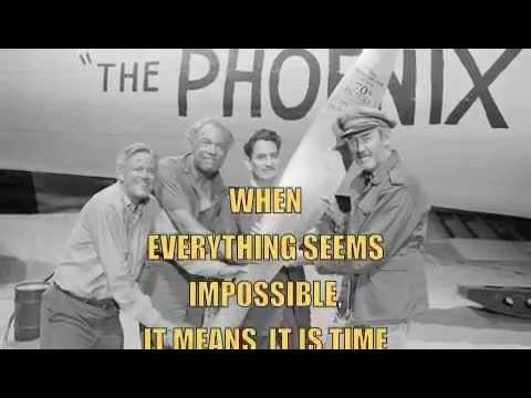 JAMES STEWART- DVD-The flight of the Phoenix- [Black & White] Classics