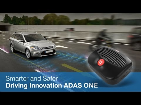 ADAS ONE : Smarter and Safer Driving Innovation