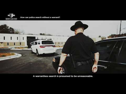 How can police search without a warrant in Lincoln and Omaha? | Nebraska Criminal Defense Attorneys
